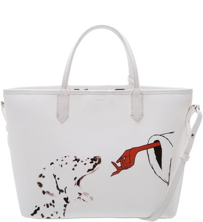 Mini Shopping Pearl Bag Cruella De Vil a49774d221f