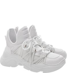Chunky Sneaker s.95-18 White Tall