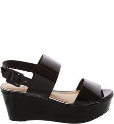 Sandália Flatform Black