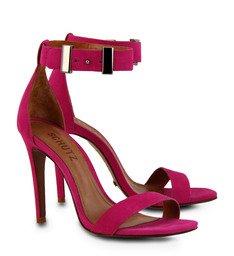 Sandália Tornozeleira Pink