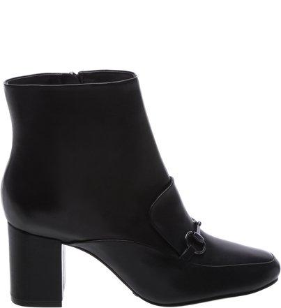 Mocassim Boot Black