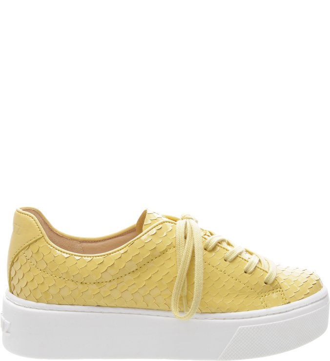 Tênis S-HIGH Snake Yellow