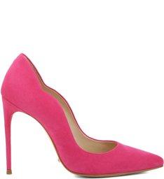 Scarpin Sinuous Rose Pink