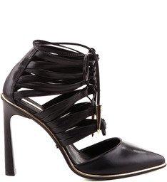 Scarpin Trendy Black