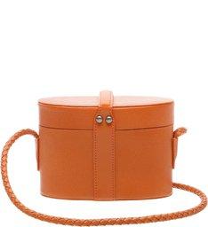 Mini Box Bag Bright Orange