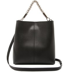 TOTE BAG GLAM BLACK