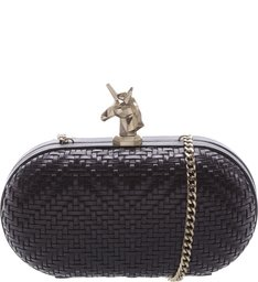 Clutch Unicorn Black