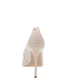 Scarpin Verniz Glam White