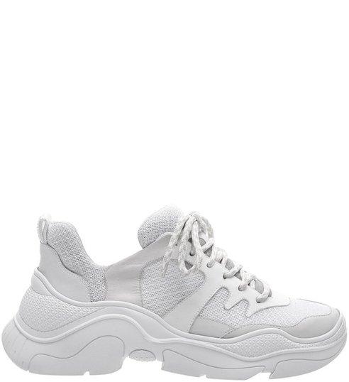 Chunky Sneaker s.95-18 White