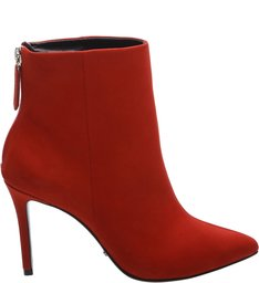 PRÉ-VENDA RED CRUSH Bota High Heel Scarlet