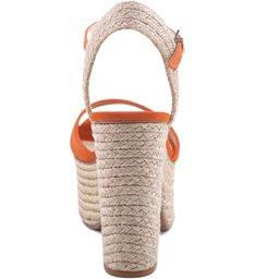 Sandália Corda Orange Ochre