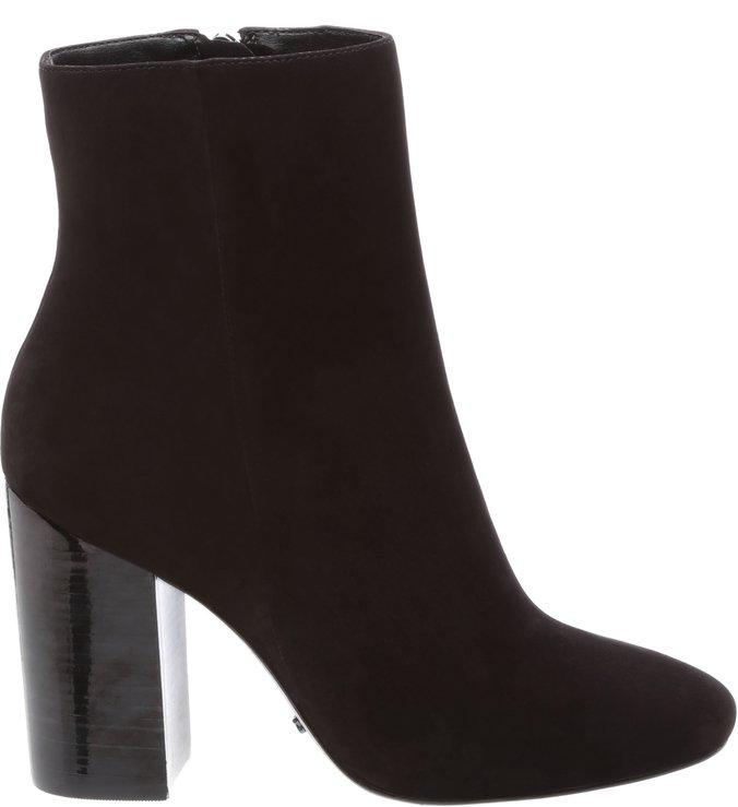 Bota Block Heels Black