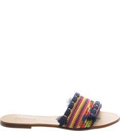 Slide Ethnic Multicolor