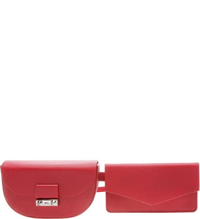 Belt Bag Dupla Red