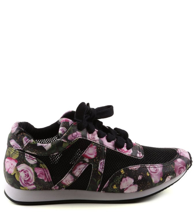 Tênis Athletic Floral