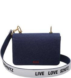 Crossbody Live Love Blue