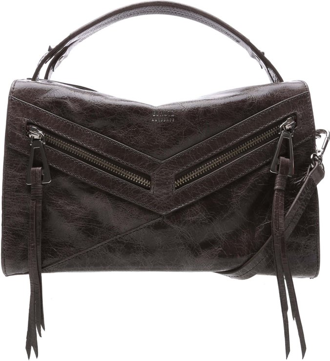 Handbag Suri Dark Grey | Schutz