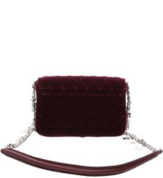 Crossbody 944 Velvet Star Rubi Wine