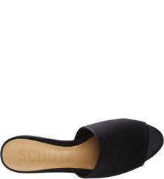 Slide Flat Satin Black