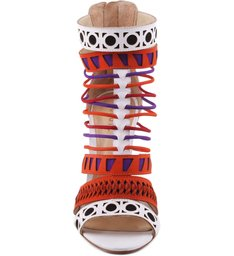 Sandália Colorful Étnica