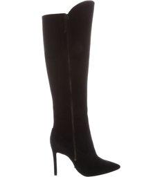 Ziper Boots Black