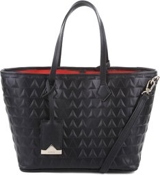 Mini Shopping Nina Triangle Black