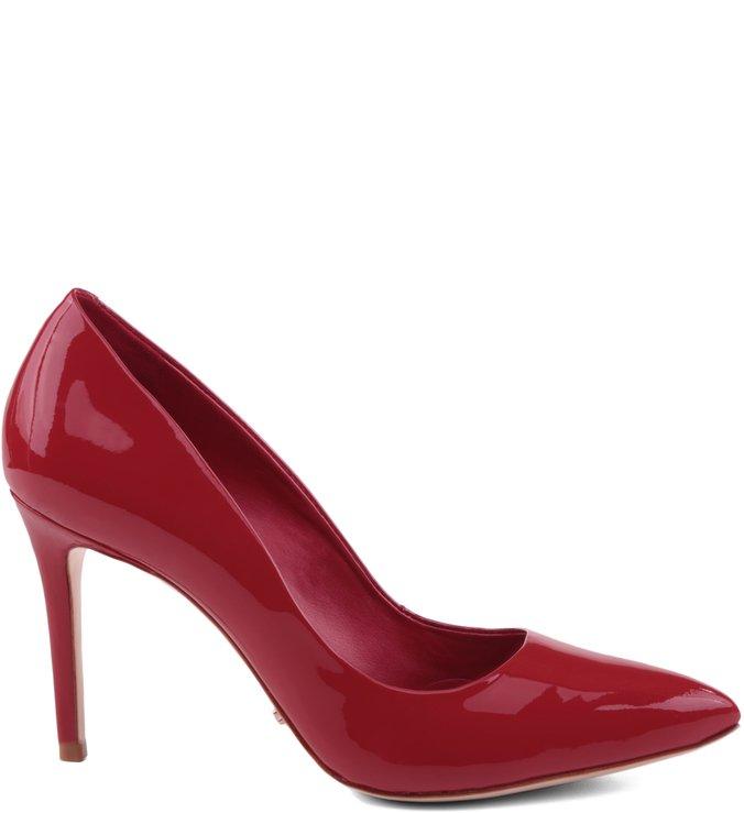 Scarpin Basic Vermelho