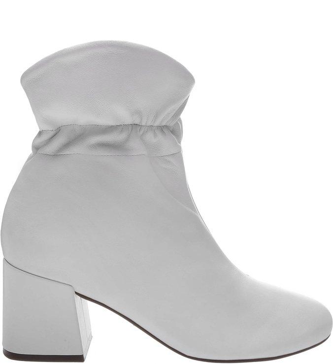 Bota Block Heel Frown White | Schutz