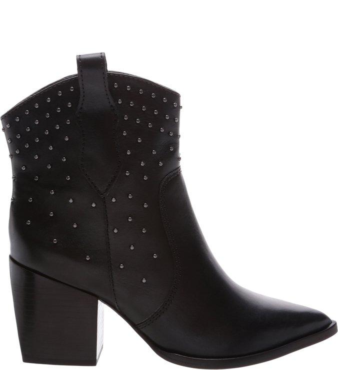 New Western Boot Studs Black