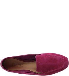 Loafer Suede Pink