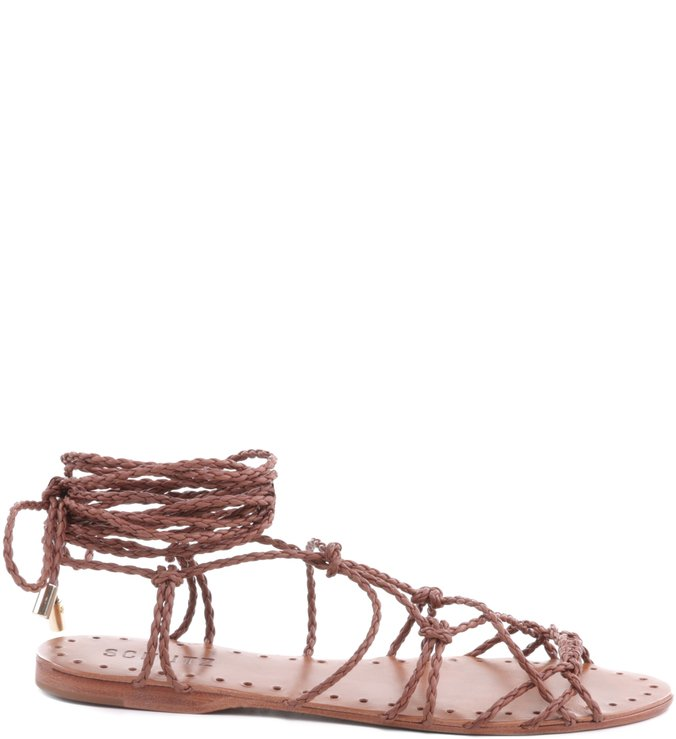 Rasteira Lace Up Suflair