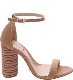 c9cee31f8c Sandália Oval Heel Strip Desert