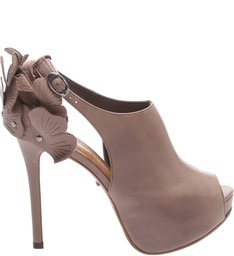 Ankle Boot Taupe Grey