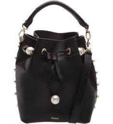 Mini Bucket Taylor Pearl Black