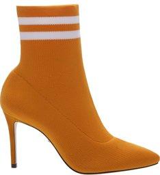 Gisela Sock Booties Yellow
