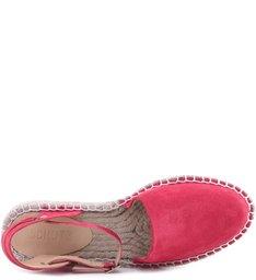 Espadrille Clássica Hot Pink