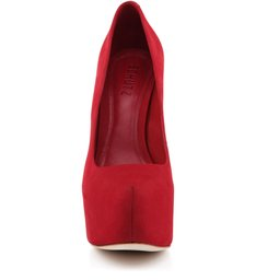 Scarpin Retrô  Diva High Red
