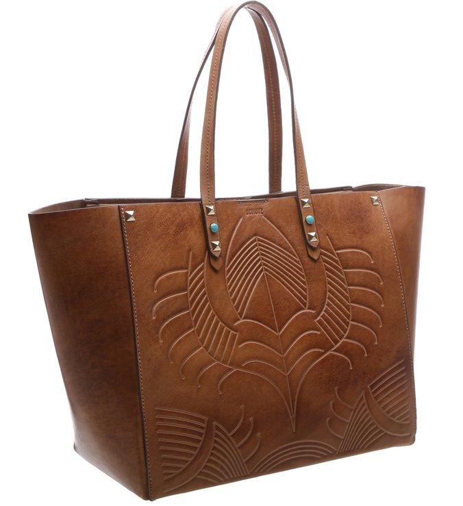 Shopping bag Navajo Wood