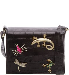 Baby Crossbody Vicky Black