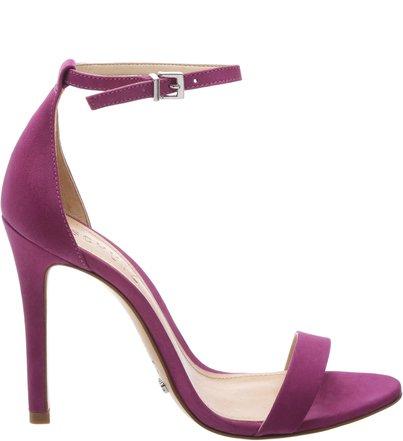 Sandália Strip Grape