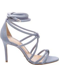 Sandália Multi Knots Jeans