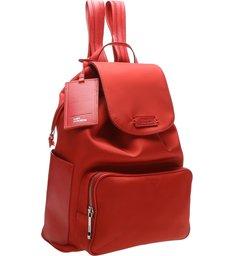 Mochila Nylon Full Color Red