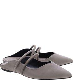 Flat Bico Fino Classic S-GIRLIE Grey