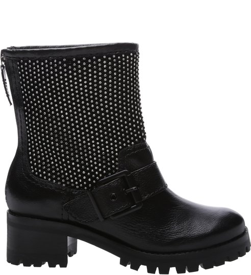 Bota Rocker Shine Black