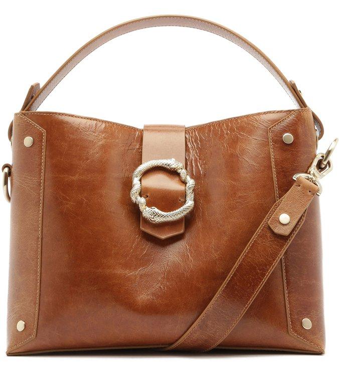 Handbag Buckle Wood | Schutz