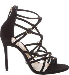 Sandália Multi Strips Black
