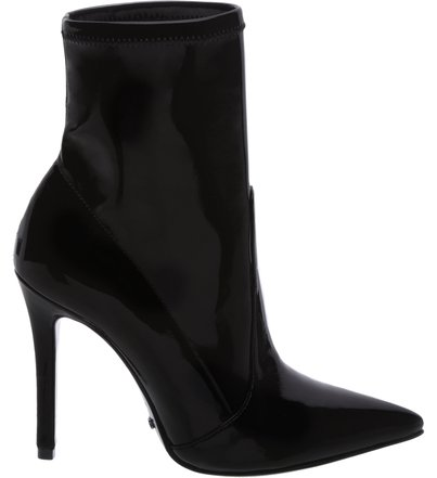 Skinny Boots Verniz Black