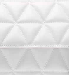 Crossbody Maxi Matelassê White
