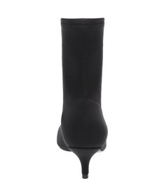Bota Kitten Heel Black