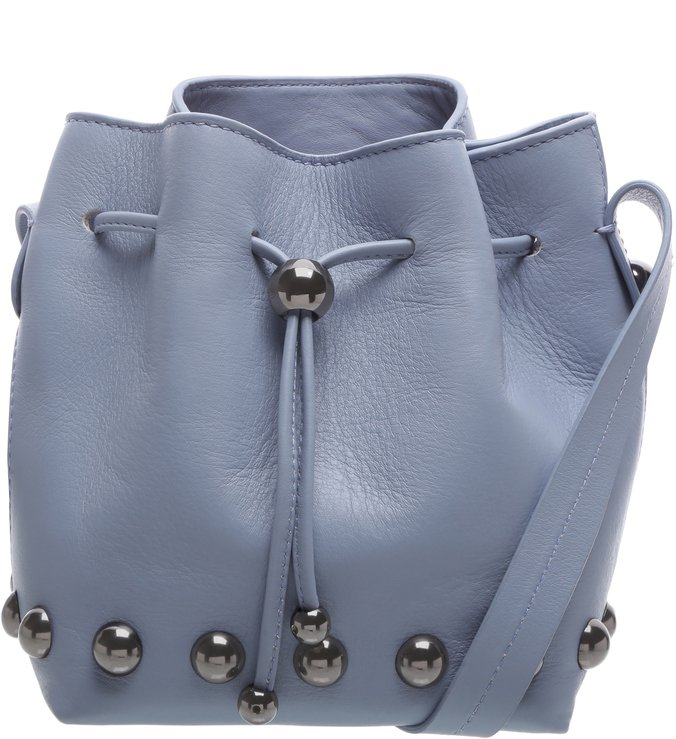 Mini Bucket  Blue Jeans